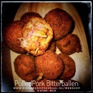 PulledPork Bitterballen