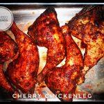 Cherry Chicken Leg