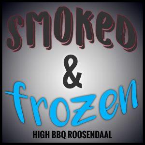 Smoked & Frozen